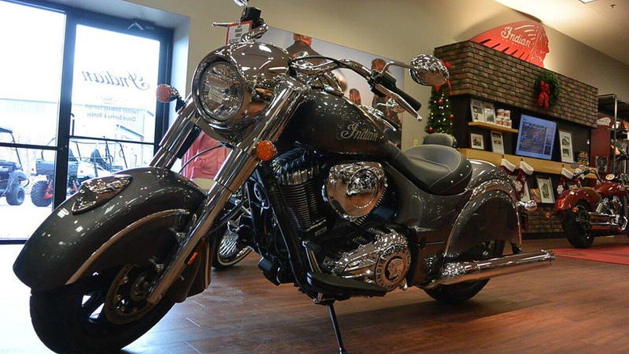 2018 Indian Chief Classic for sale near Concord, North Carolina ...