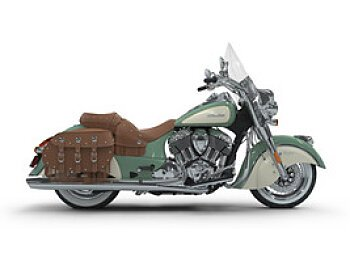 2018 Indian Chief for sale 200531128