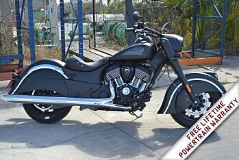2018 Indian Chief Dark Horse for sale 200559177