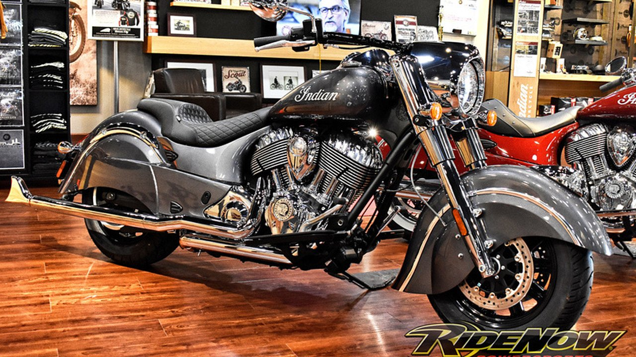 2018 Indian Chief Classic for sale 200569595