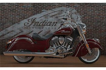 2018 Indian Chief Classic for sale 200600189