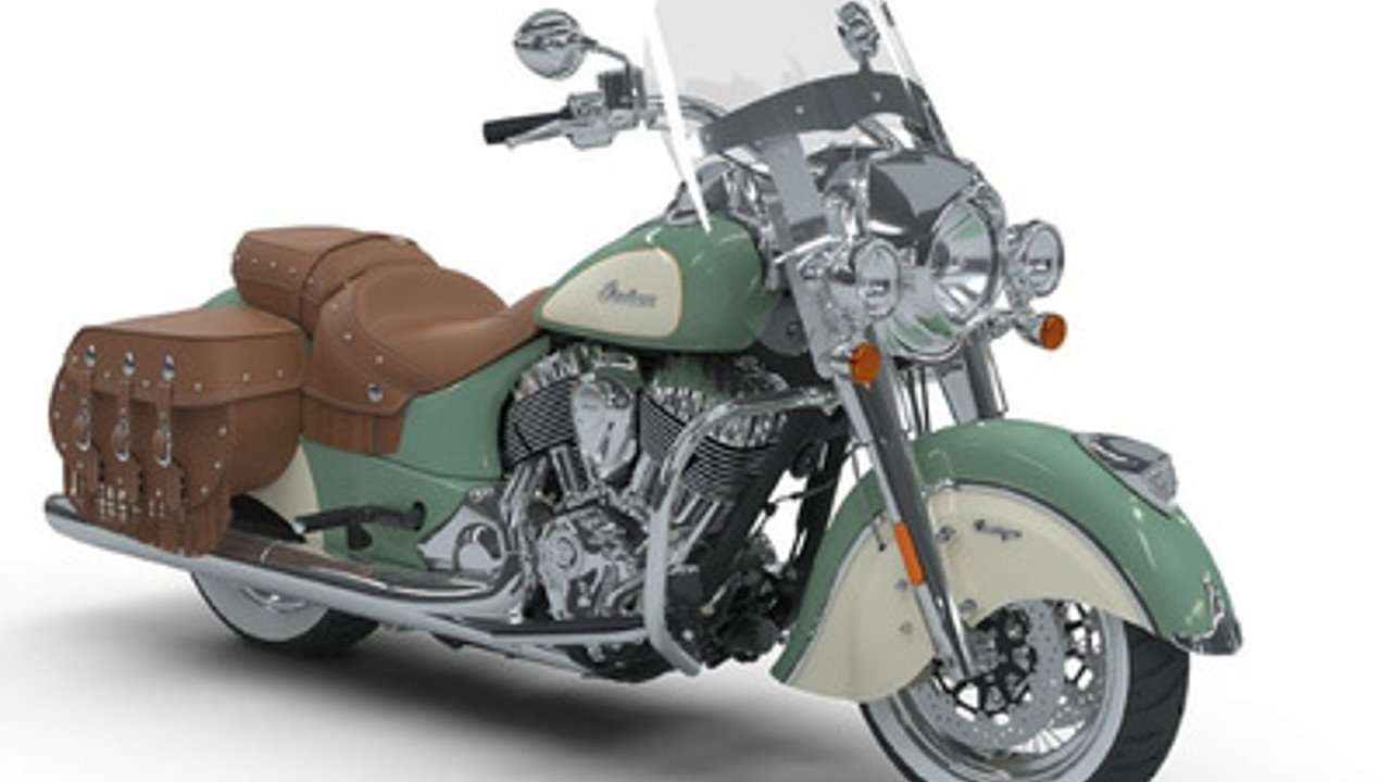 2018 Indian Chief Vintage for sale 200610903