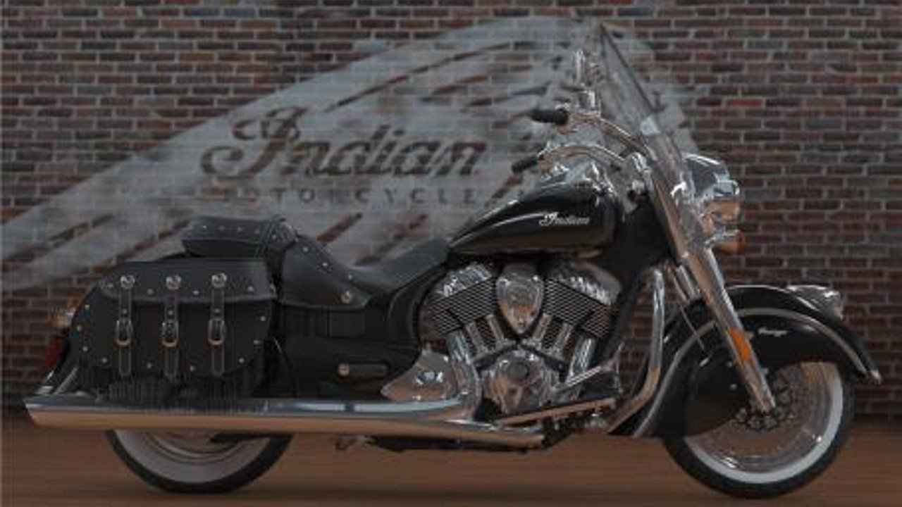 2018 Indian Chief Vintage for sale 200622885
