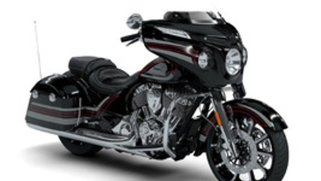 2018 Indian Chieftain Limited for sale 200496784