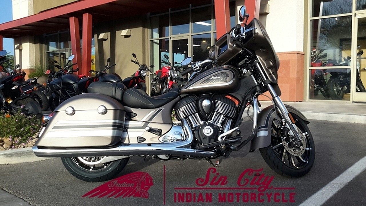 2018 Indian Chieftain Limited for sale 200498053