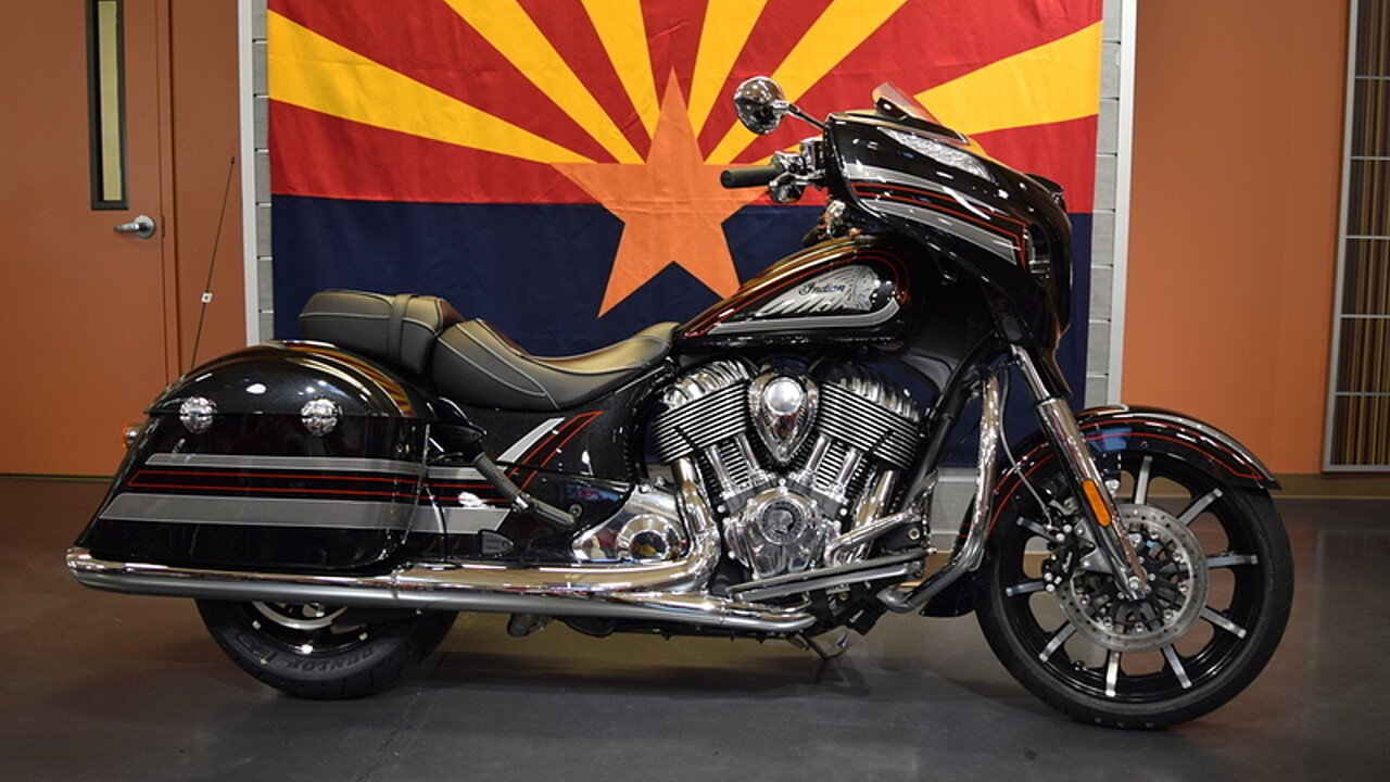 2018 Indian Chieftain for sale 200498409