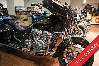 2018 Indian Chieftain Limited for sale 200504015