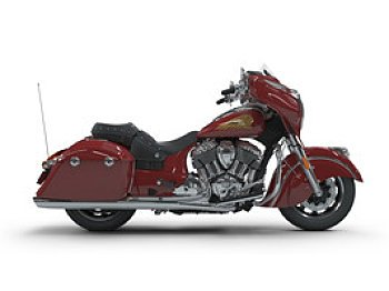2018 Indian Chieftain Classic for sale 200510327