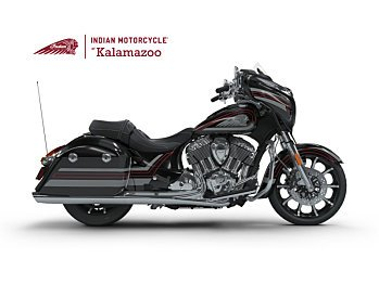 2018 Indian Chieftain for sale 200511423