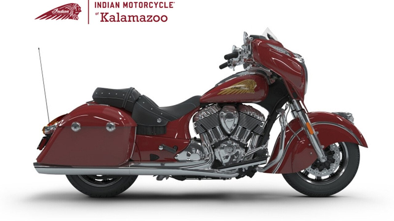 2018 Indian Chieftain for sale 200511487