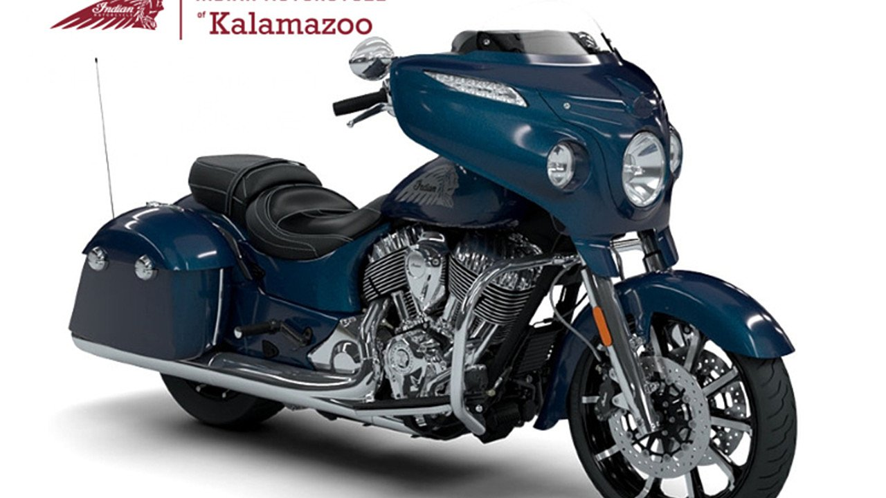 2018 Indian Chieftain for sale 200511489