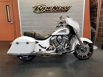 2018 Indian Chieftain for sale 200520182