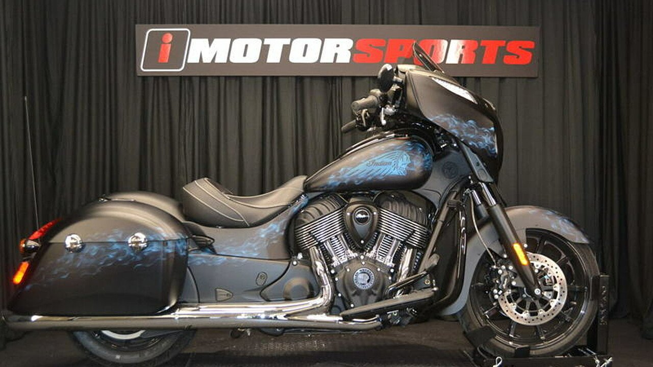 2018 Indian Chieftain for sale 200559175