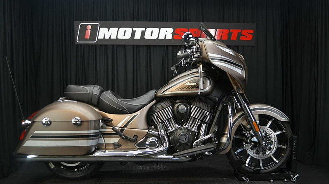 2018 Indian Chieftain Limited for sale 200560379