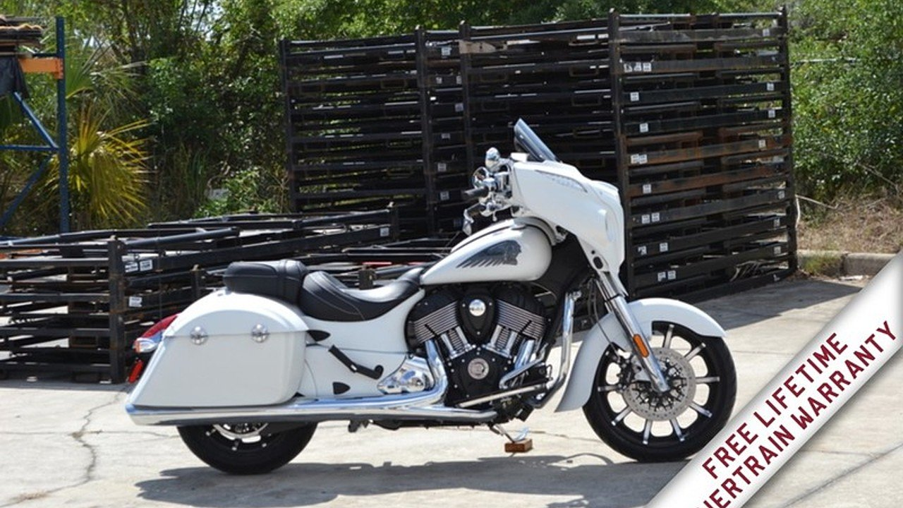 2018 Indian Chieftain Limited for sale 200563781