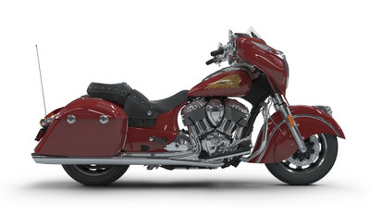 2018 Indian Chieftain Classic for sale 200568946