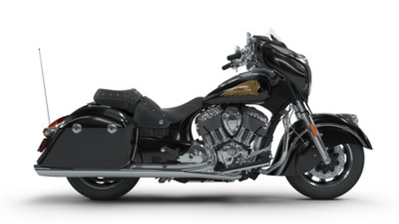 2018 Indian Chieftain Classic for sale 200568961