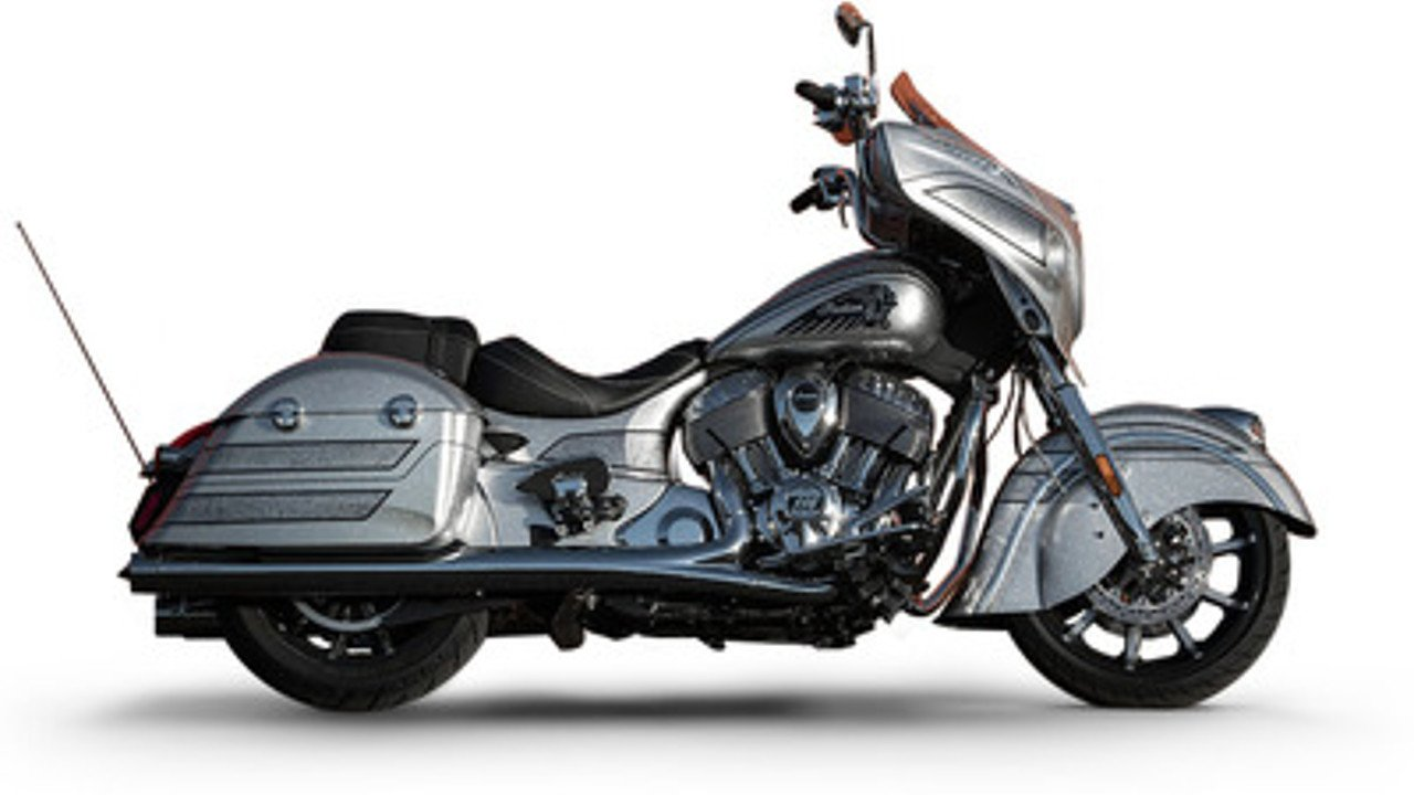 2018 Indian Chieftain Elite Limited Edition w/ ABS for sale 200568978
