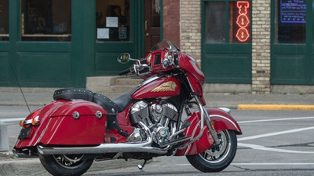 2018 Indian Chieftain for sale 200569751