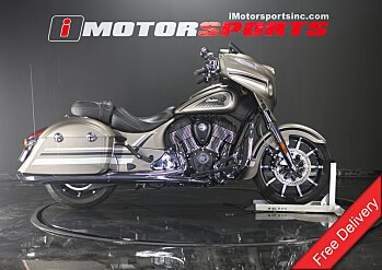 2018 Indian Chieftain Limited for sale 200578568