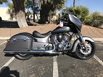 2018 Indian Chieftain Standard w/ ABS for sale 200583522