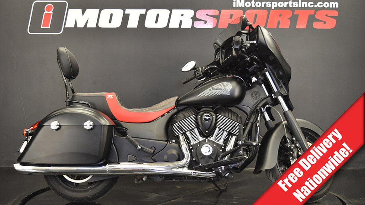 2018 Indian Chieftain for sale 200594413
