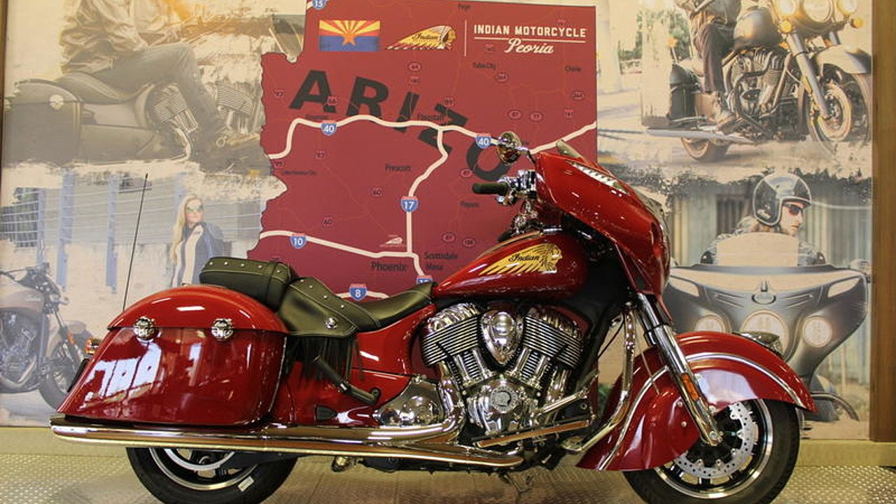 2018 Indian Chieftain Classic for sale 200598314