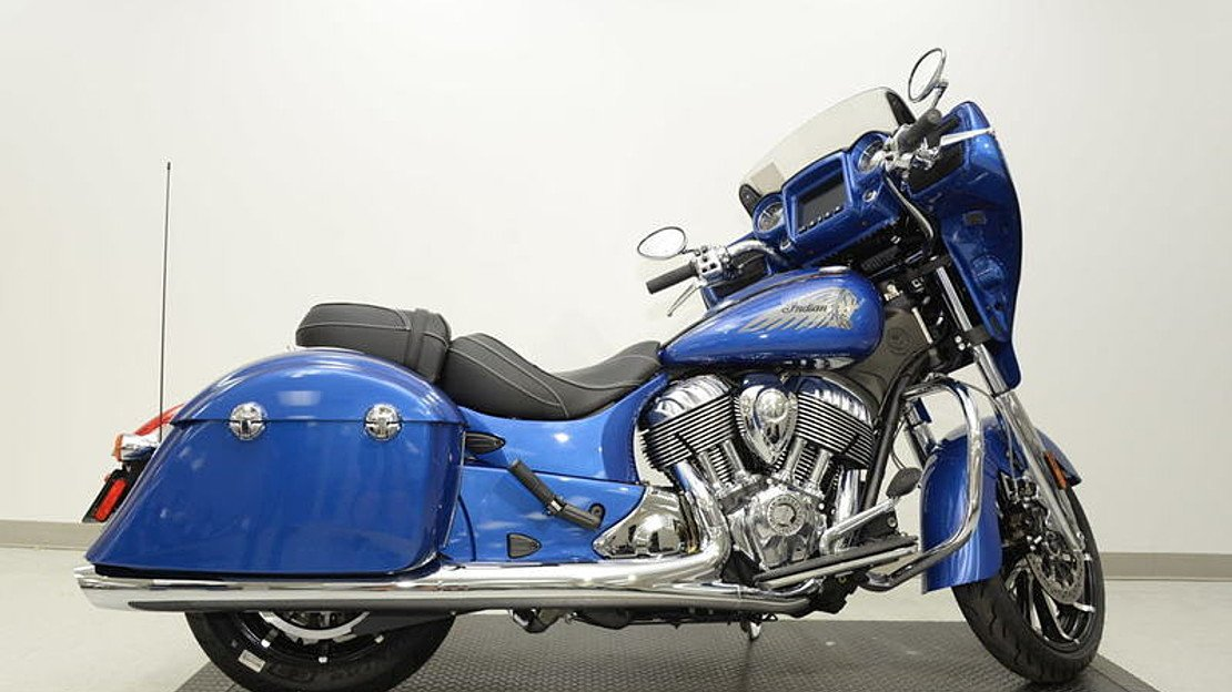 2018 Indian Chieftain Limited for sale 200622839