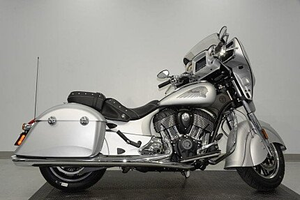 2018 Indian Chieftain Classic for sale 200493615