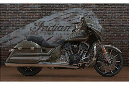 2018 Indian Chieftain Limited for sale 200540396