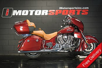 2018 Indian Roadmaster for sale 200518653