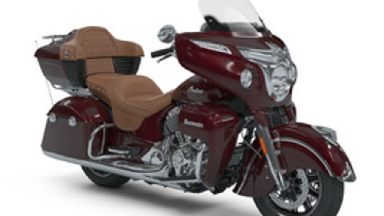 2018 Indian Roadmaster for sale 200555211