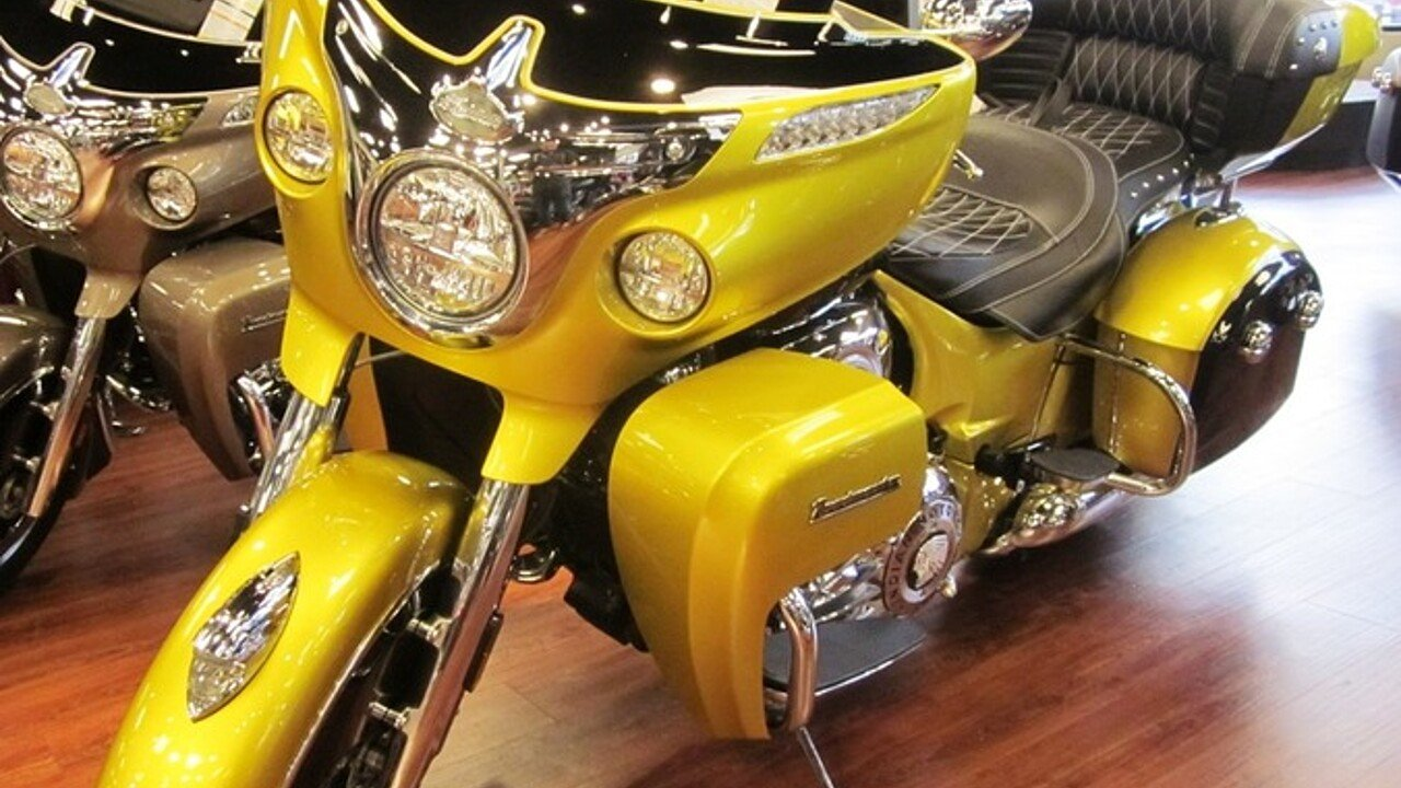 2018 Indian Roadmaster for sale 200569010