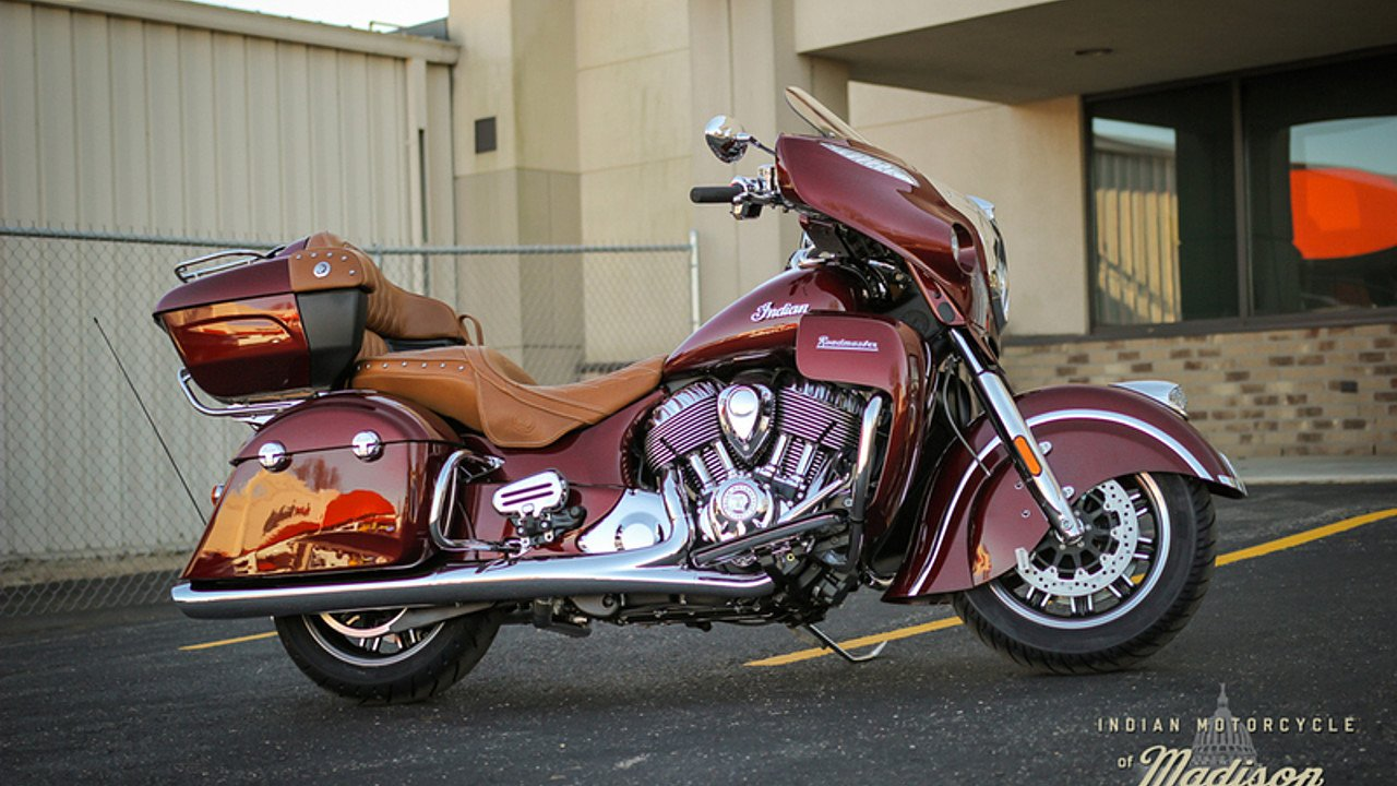 2018 Indian Roadmaster for sale 200581983