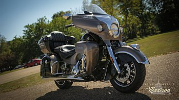 2018 Indian Roadmaster for sale 200581995