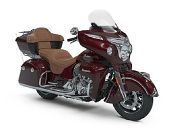 2018 Indian Roadmaster for sale 200605356