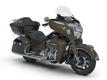 2018 Indian Roadmaster for sale 200607388