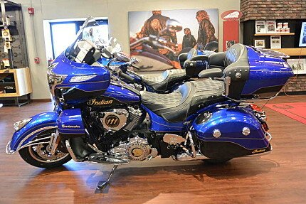 2018 Indian Roadmaster for sale 200505582