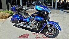 2018 Indian Roadmaster for sale 200510348