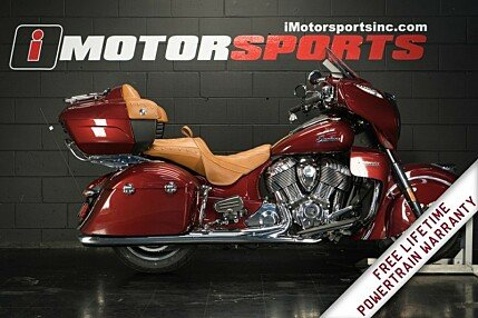 2018 Indian Roadmaster for sale 200559232