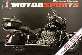 2018 Indian Roadmaster for sale 200560108