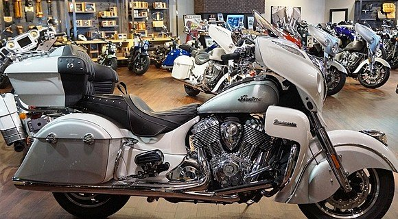 2018 Indian Roadmaster for sale 200607300