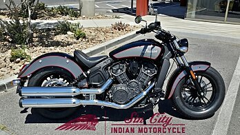 2018 Indian Scout Sixty ABS for sale 200503149