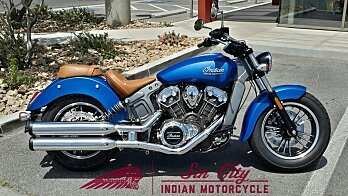 2018 Indian Scout ABS for sale 200504577