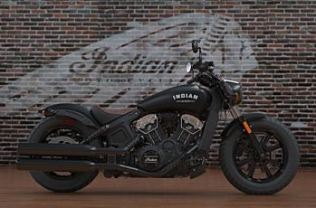 2018 Indian Scout Boober ABS for sale 200505927