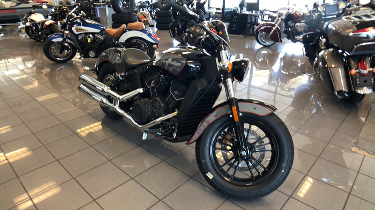 2018 Indian Scout Sixty ABS for sale 200532622