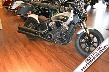 2018 Indian Scout Boober for sale 200559136