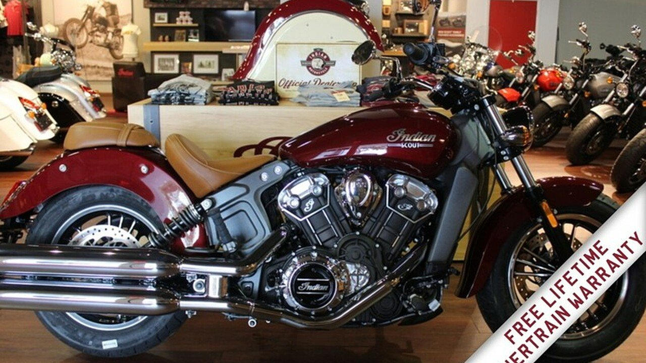 2018 Indian Scout ABS for sale 200559255
