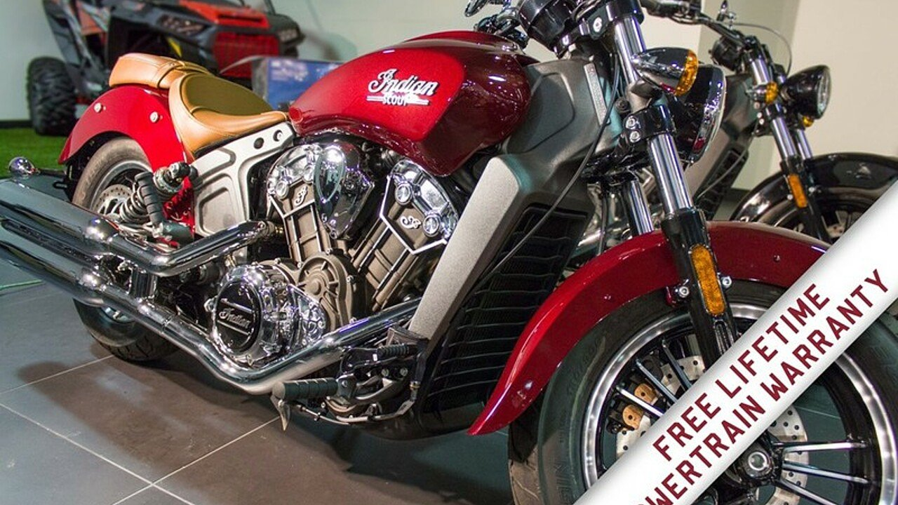 2018 Indian Scout ABS for sale 200559285