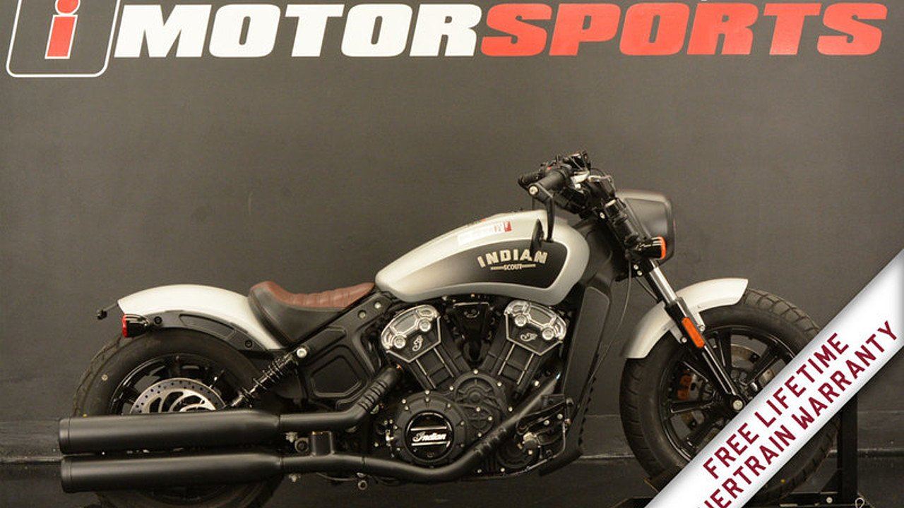 2018 Indian Scout for sale 200560139